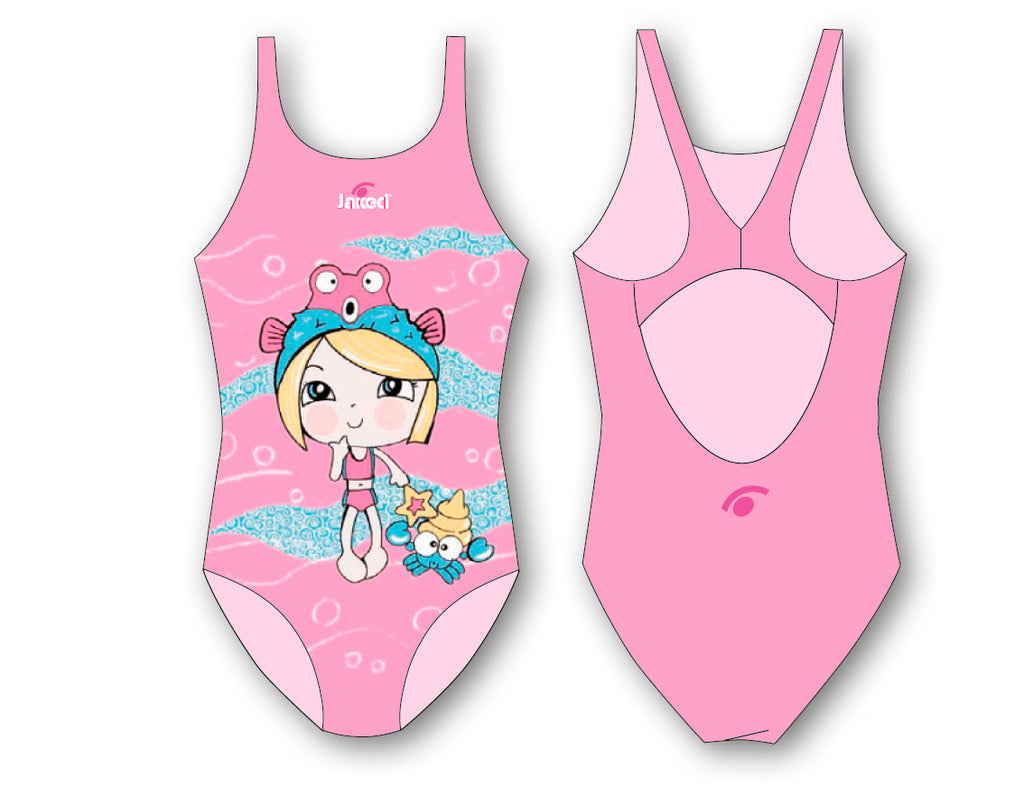 JAK97FA03 ONE PIECE PRINCESS GIRL, Jaked US Store