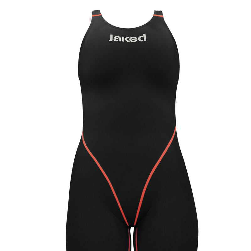 Women's JALPHA Competition Swimsuit Open Back, Jaked US Store