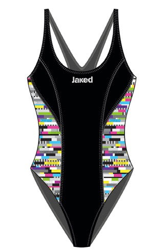 Jaked Women's MONOSCOPIO  One Piece Swimsuit JCOLD10007, Jaked US Store