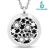 Pretty Flowers Scent Pendant