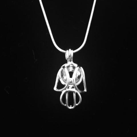 Hamsa Hand Good Luck Pendant & Necklace