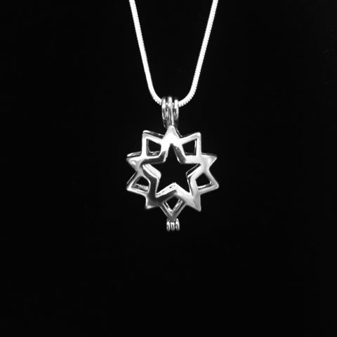Star Pendant & Necklace