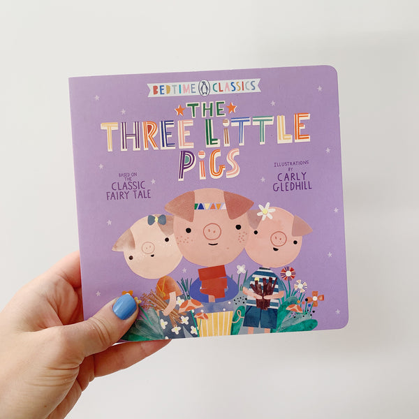 THE THREE LITTLE PIGS - BEDTIME CLASSICS