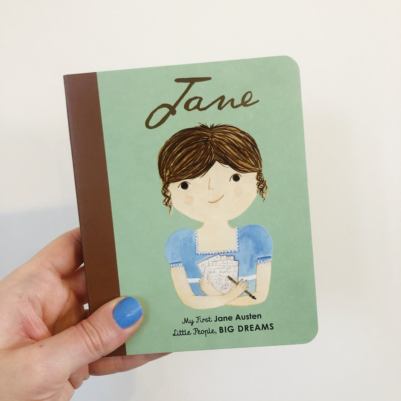 LITTLE PEOPLE, BIG DREAMS: JANE AUSTEN - BOARDBOOK
