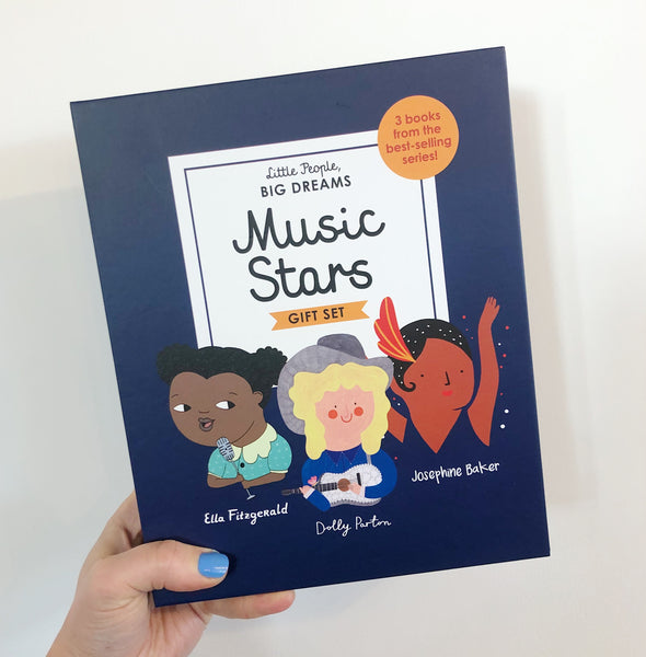 LITTLE PEOPLE, BIG DREAMS: MUSIC STARS BOXED SET