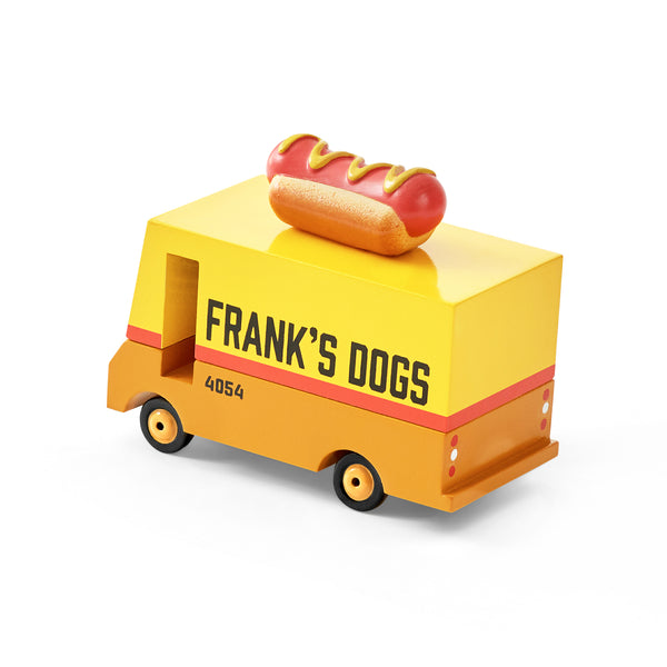 CANDYVAN - HOT DOG VAN *PRE ORDER* FOR END OF OCTOBER