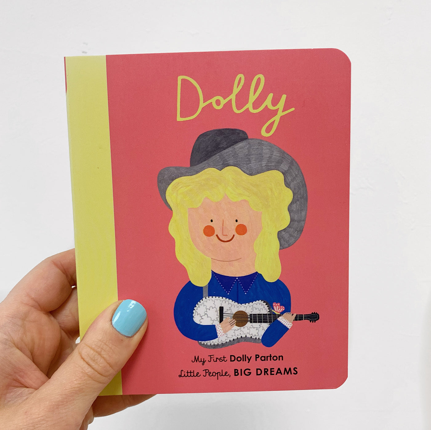 LITTLE PEOPLE, BIG DREAMS: DOLLY - BOARDBOOK