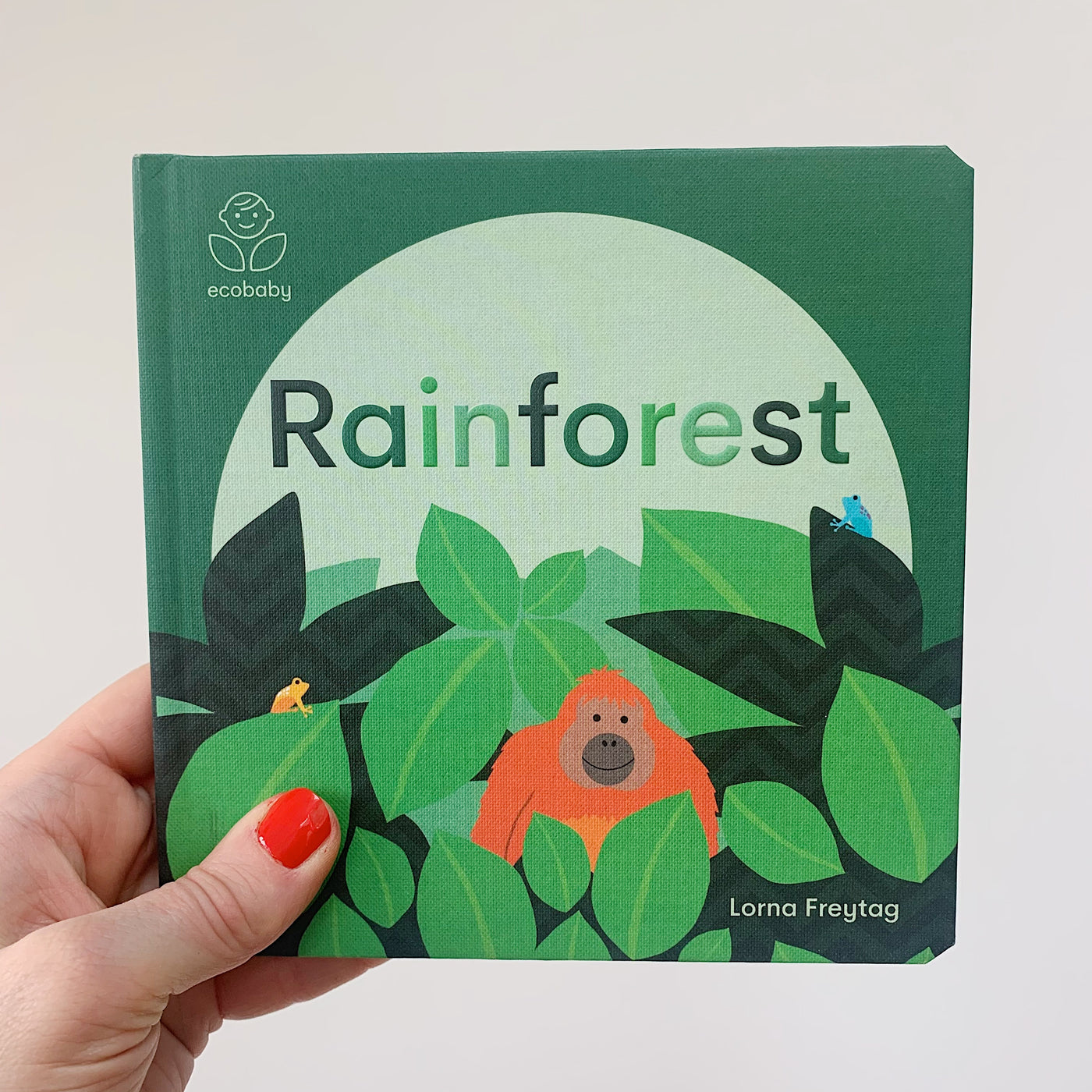 ECO BABY: RAINFORESTS