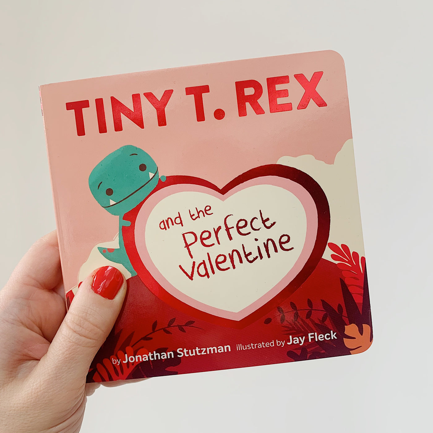 TINY T.REX AND THE PERFECT VALENTINE