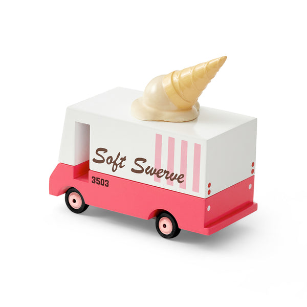 CANDYVAN - ICE-CREAM VAN *PRE ORDER* FOR END OF OCTOBER