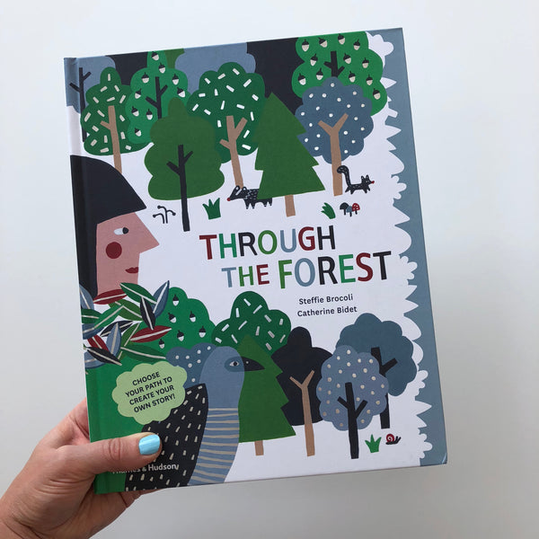 Through The Forest - Steffie Brocoli, Catherine Bidet