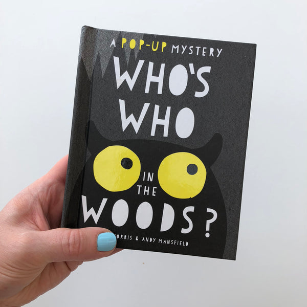 Who's Who In The Woods? - Eryl Norris, Andy Mansfield