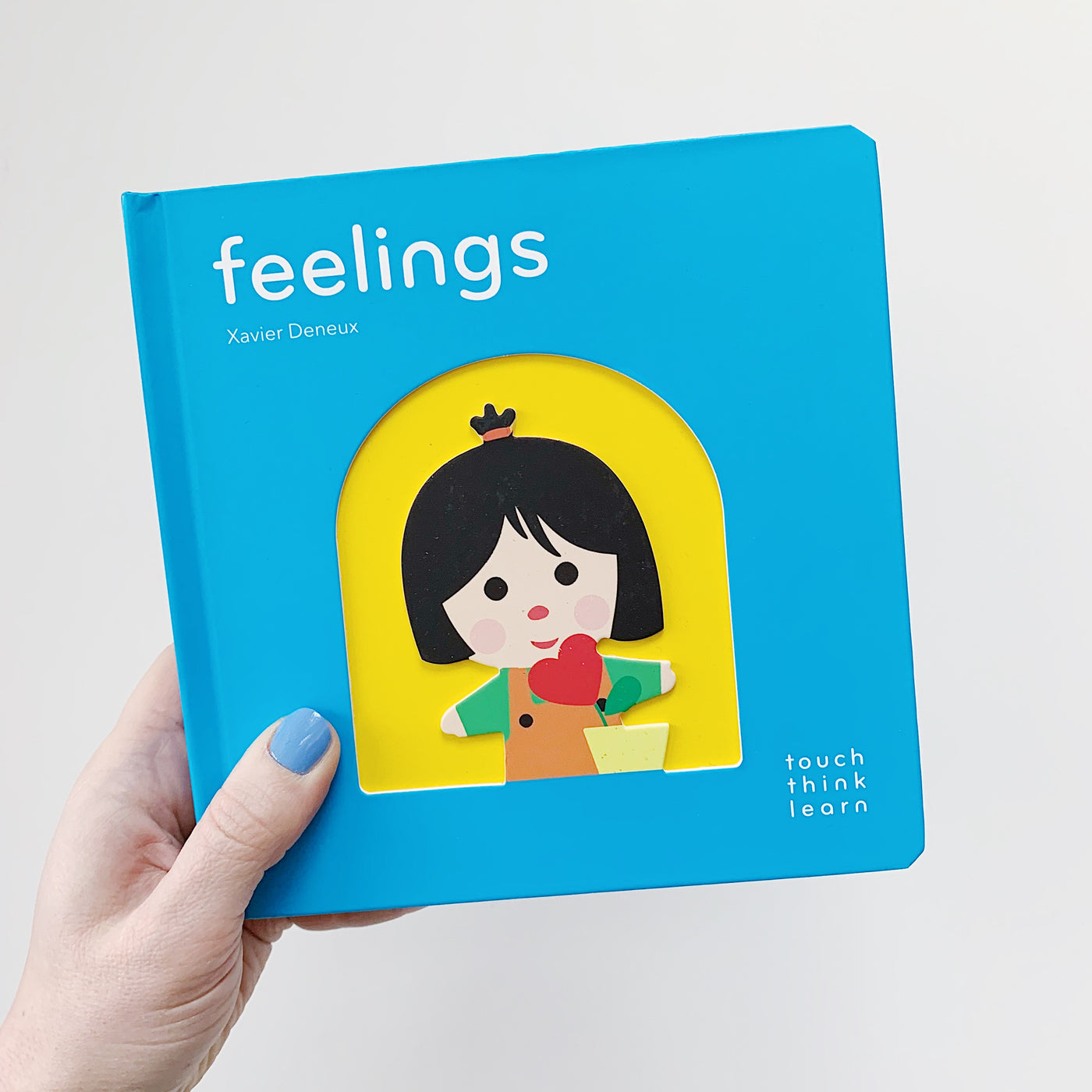 FEELINGS: TOUCH, THINK, LEARN