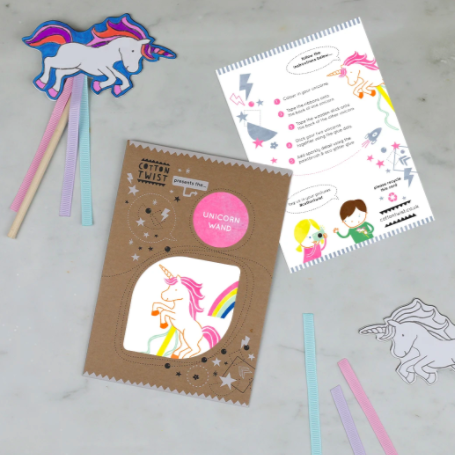 MAKE YOUR OWN UNICORN WAND