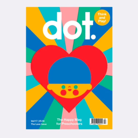 DOT MAGAZINE - LOVE VOL.17