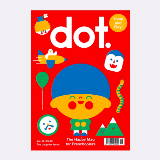 DOT MAGAZINE - LAUGHTER VOL.19