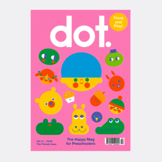 DOT MAGAZINE - FRIENDS VOL.14