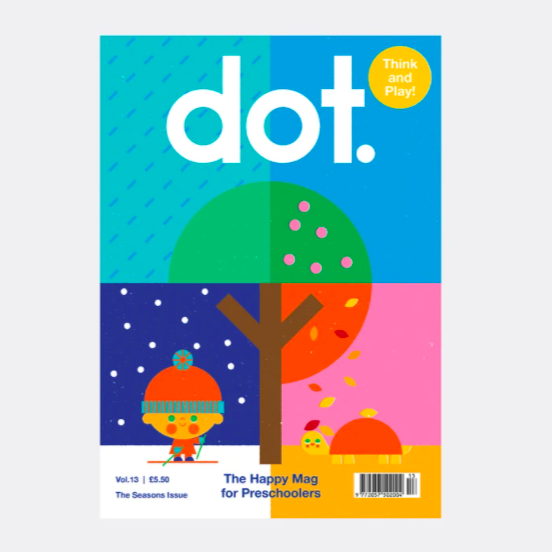 DOT MAGAZINE - SEASONS VOL.13