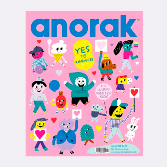 ANORAK MAGAZINE - KINDNESS VOL.46