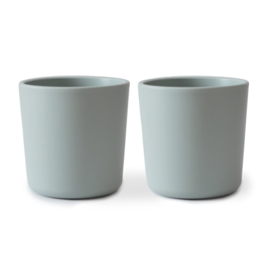 CUPS SET OF 2 - SAGE