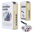 I SEE STROLLER CARDS - BUGS TO COUNT