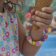 MAKE YOUR OWN ICE CREAM BRACELET
