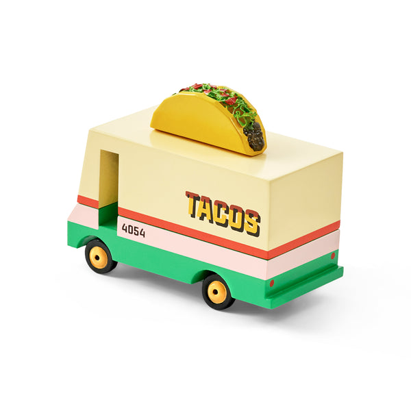 CANDYVAN - TACO VAN *PRE ORDER* FOR END OF OCTOBER