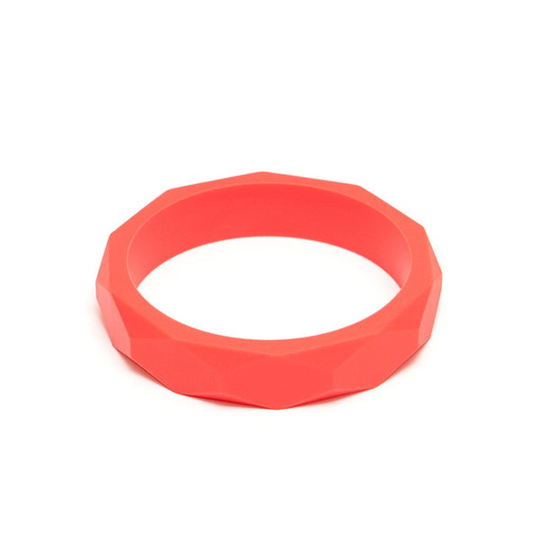 CORAL TEETHING BANGLE