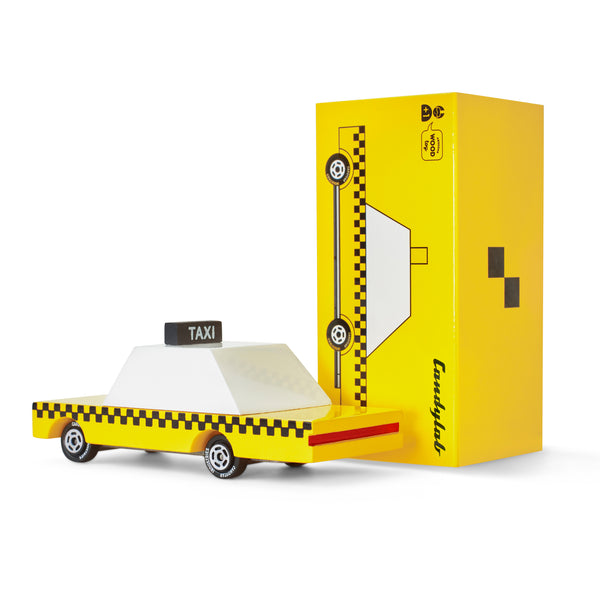 * PRE ORDER * CANDYCAR - YELLOW TAXI