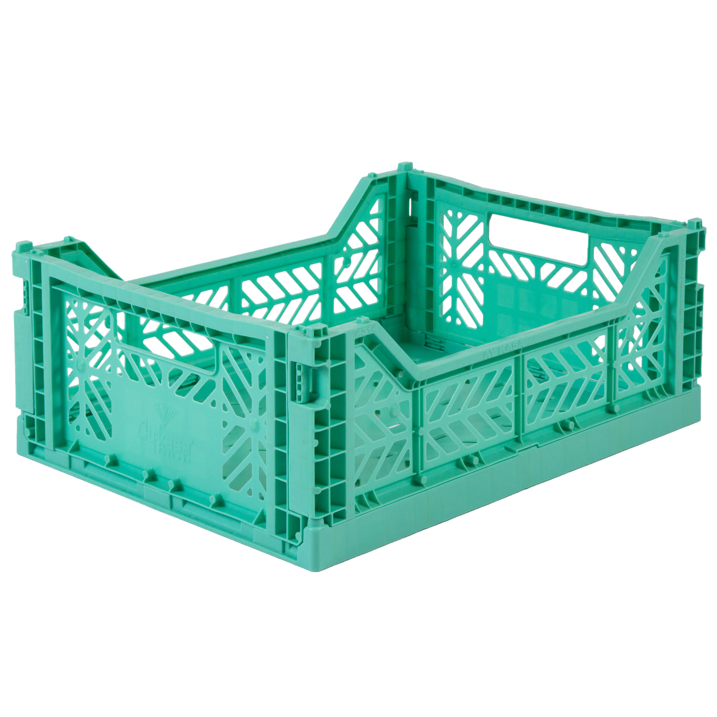 AYKASA - MEDIUM FOLDING CRATE - MINT