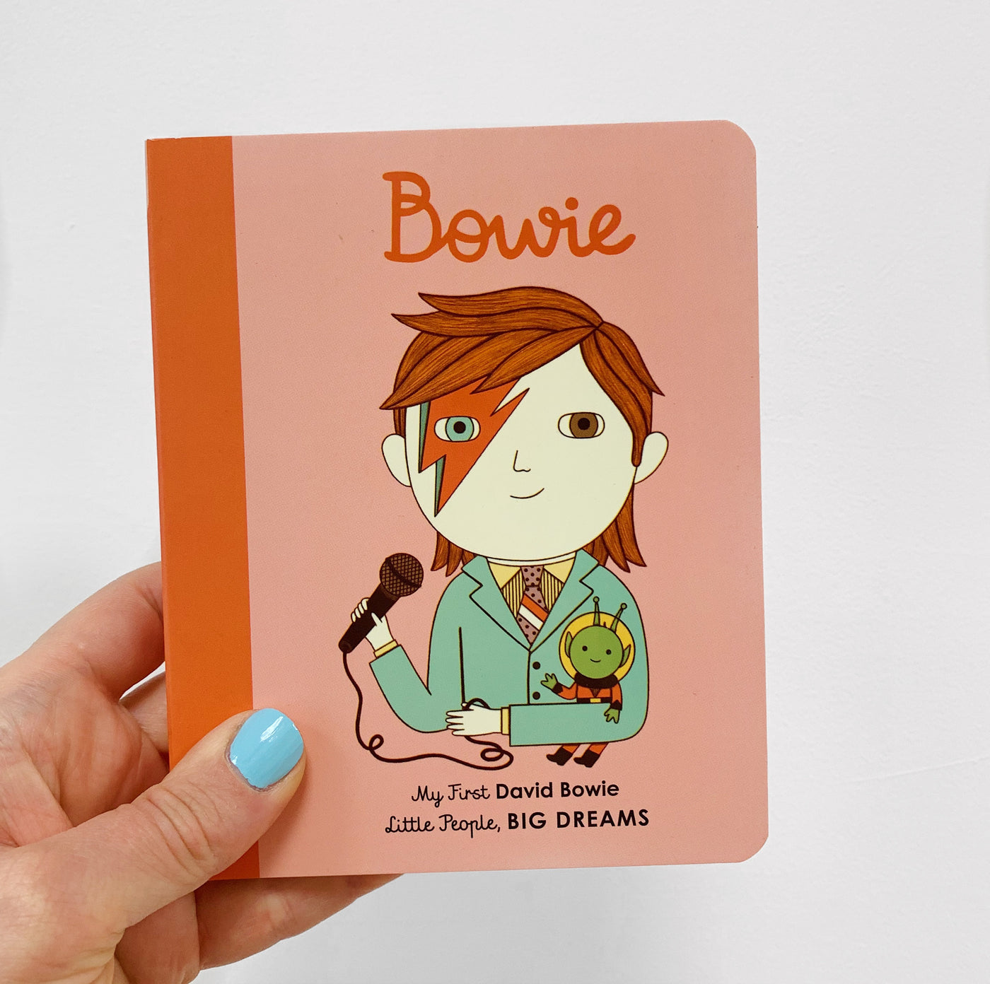 LITTLE PEOPLE, BIG DREAMS: BOWIE - BOARDBOOK