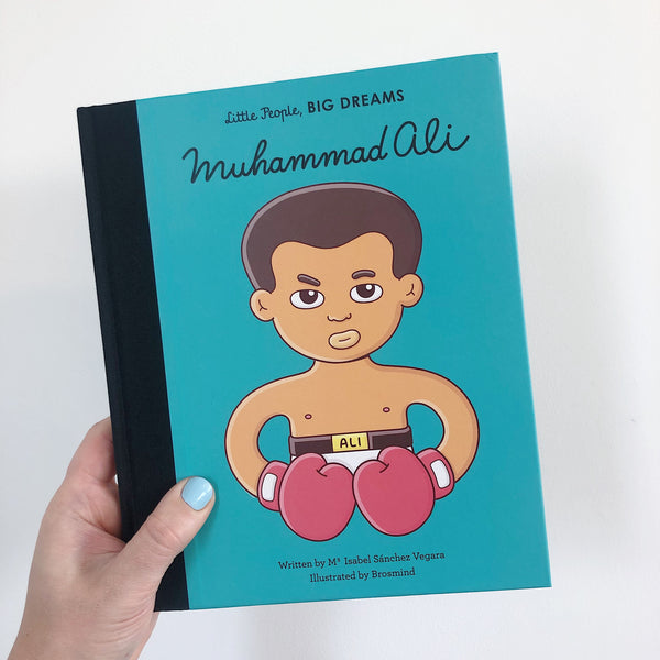 LITTLE PEOPLE, BIG DREAMS: MUHAMMAD ALI - HARDBACK