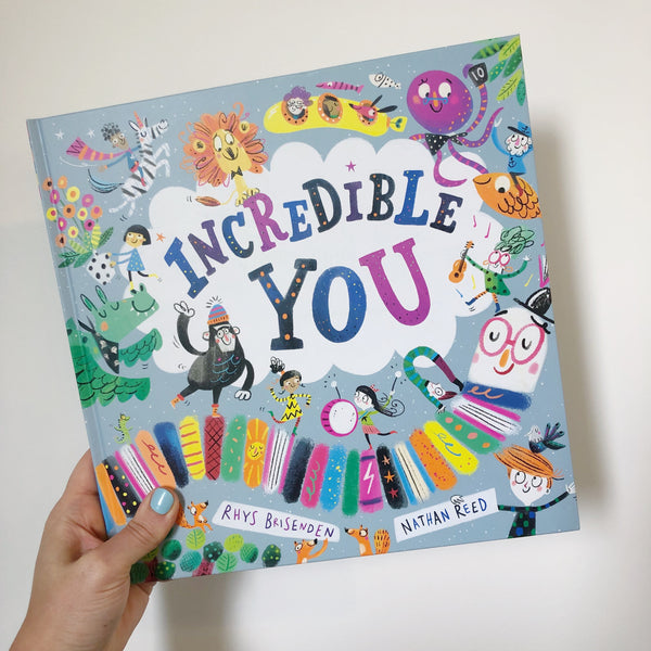 INCREDIBLE YOU - PAPERBACK