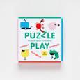 PUZZLE PLAY: 5 CHUNKY JIGSAWS