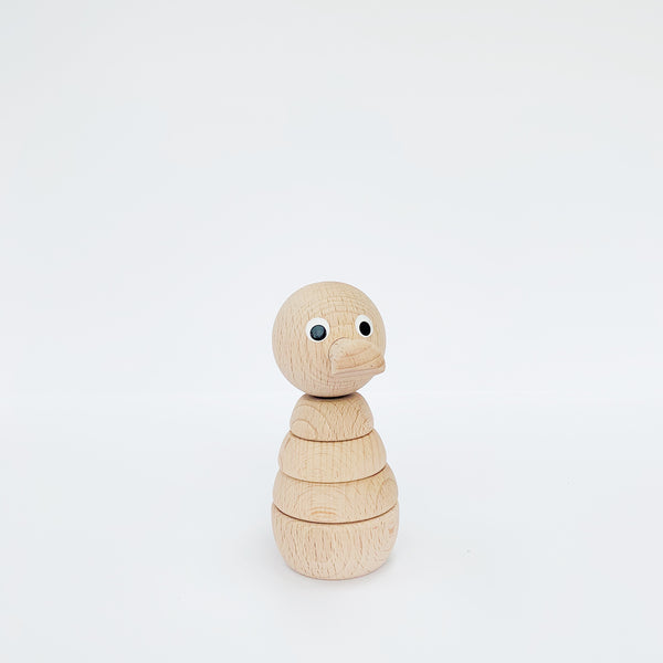 DAPHNE - WOODEN DUCK STACKING TOY