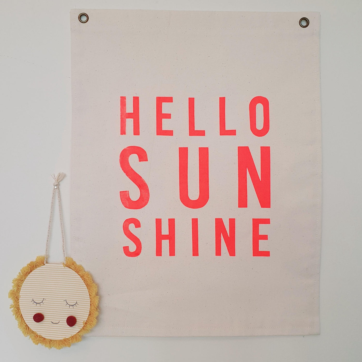 HELLO SUNSHINE **MADE TO ORDER**