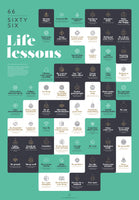 "66 LIFE LESSONS ""GREEN DEEP LEARNING"""