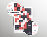 "66 LIFE LESSONS ""WHITE EDITION"""