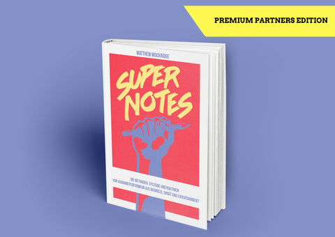 "SUPERNOTES ""PREMIUM PARTNERS"" EDITION"