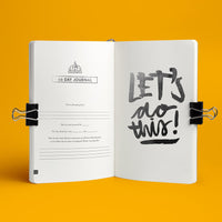 "66 DAY JOURNAL ""FULL COMMITMENT EDITION"" (LIMITIERT)"
