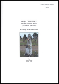 Nairn Cemetery, Victorian Section