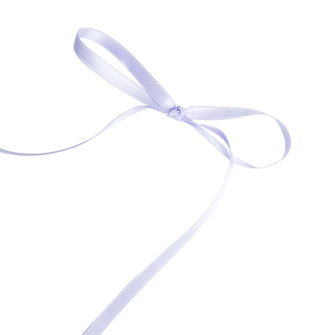 Lavender 6mm Satin Ribbon
