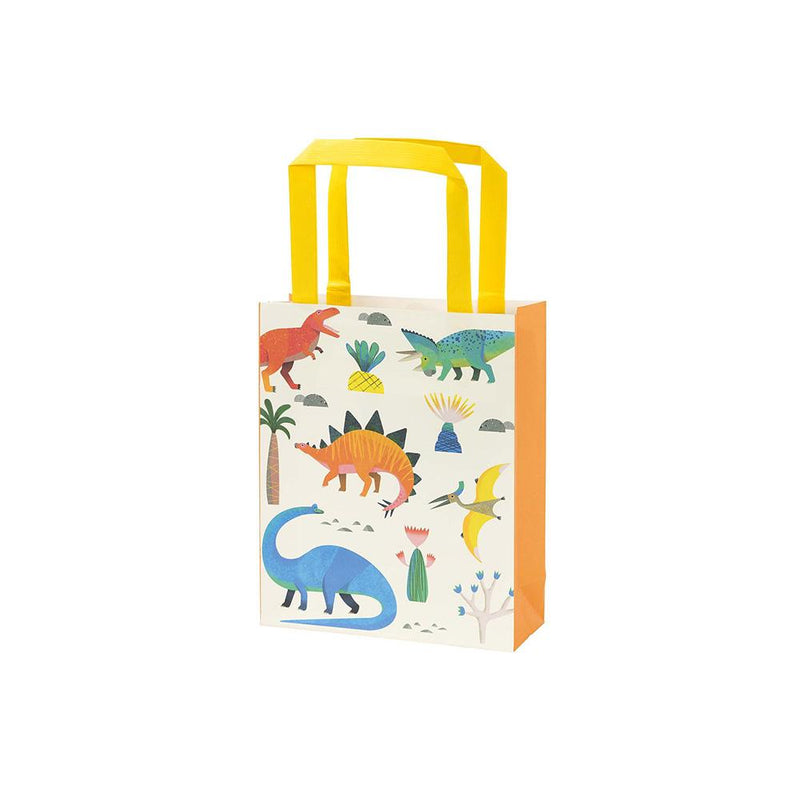 Party Dinosaur Treat Bags  Party Bags Talking Tables - Hello Party