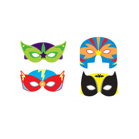 Kids Super Hero Mask