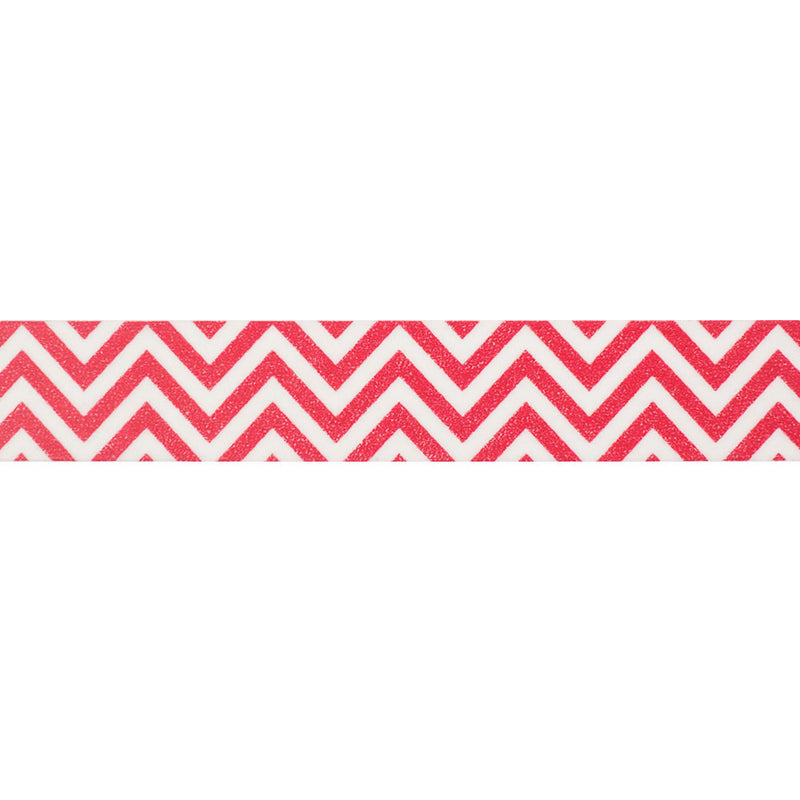 Red Chevron Washi Tape  Washi Tape Hello Party Essentials - Hello Party