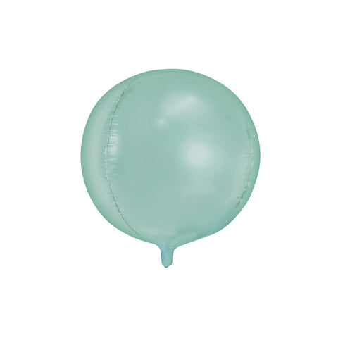 "Mint Foil Ball Balloon (16"")"