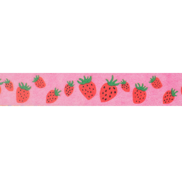 Strawberry Washi Tape  Washi Tape Hello Party Essentials - Hello Party