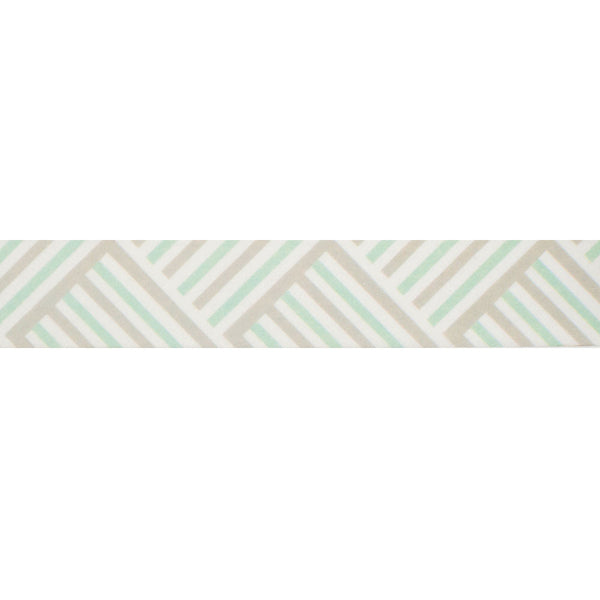 Green and Grey Geometric Washi Tape  Washi Tape Hello Party Essentials - Hello Party