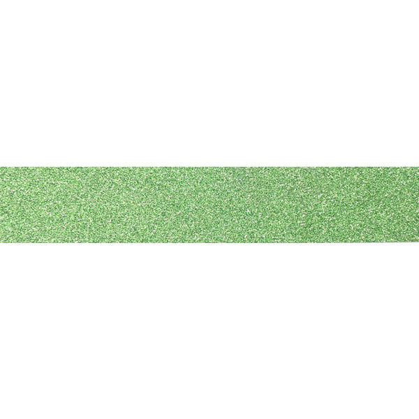 Green Glitter Washi Tape
