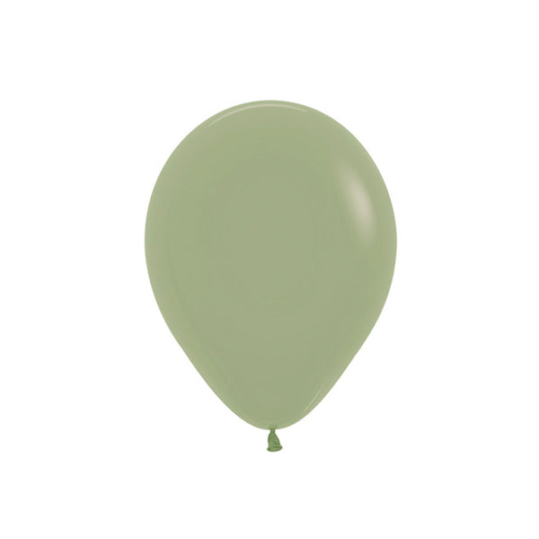 Eucalyptus Green Sempertex Party Balloons